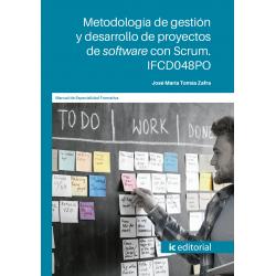 IFCD048PO. Metodología de gestión y desarrollo de proyectos de software con scrum