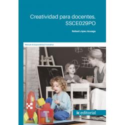 SSCE029PO. Creatividad para docentes