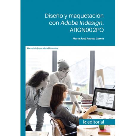 ARGN002PO. Diseño y maquetación con Adobe Indesign