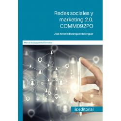 Redes sociales y marketing 2.0. COMM092PO