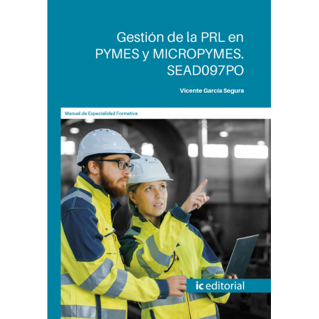 Gestión de la PRL en PYMES y MICROPYMES. SEAD097PO