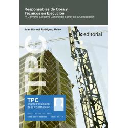 TPC - Responsable de obra y técnicos de ejecución
