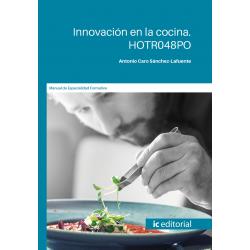 Innovación en la cocina. HOTR048PO
