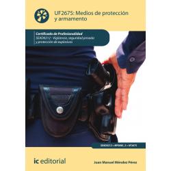 Medios de protección y armamento. SEAD0212