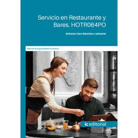 Servicio en Restaurante y Bares. HOTR064PO
