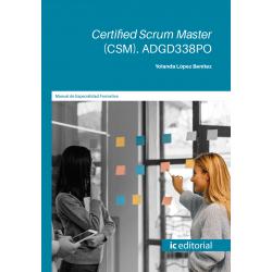 Certified Scrum Master (CSM). ADGD338PO