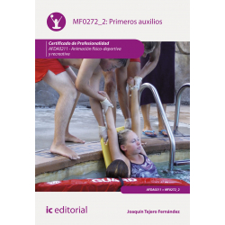 Primeros auxilios MF0272_2 (2ª Ed.)