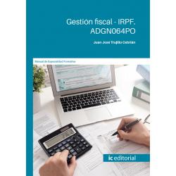 Gestión fiscal - IRPF. ADGN064PO
