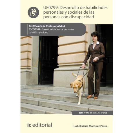 Desarrollo de habilidades personales y sociales de las personas con discapacidad. SSCG0109
