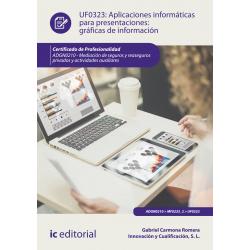 Aplicaciones informáticas para presentaciones: gráficas de información. ADGD0208