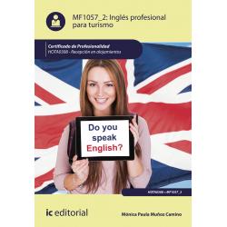 Inglés profesional para turismo MF1057_2 (2ª Ed.)
