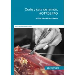 Corte y cata de jamón. HOTR024PO
