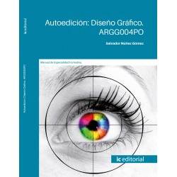 Autoedición: Diseño Gráfico. ARGG004PO