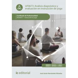 Análisis diagnóstico y evaluación en instrucción de Yoga UF0673