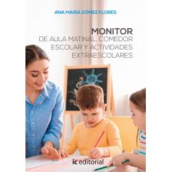 Monitor de actividades extraescolares