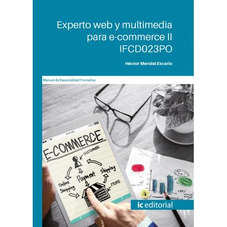Experto web y multimedia para e-commerce II. IFCD023PO