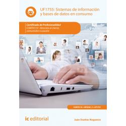 Sistemas de información y bases de datos en consumo.