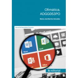 Ofimática. ADGG053PO