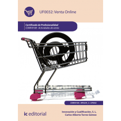 Venta online UF0032 (2ª Ed.)