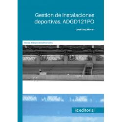 Gestión de instalaciones deportivas. ADGD121PO