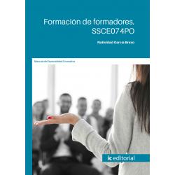 Formación de formadores. SSCE074PO