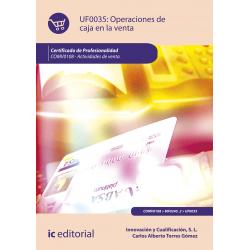 Operaciones de caja en la venta UF0035 (2ª Ed.)