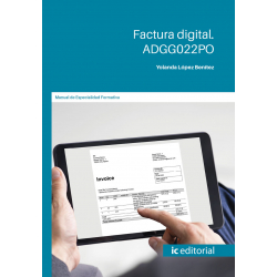 Factura digital. ADGG022PO