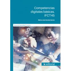 Competencias digitales básicas. IFCT45