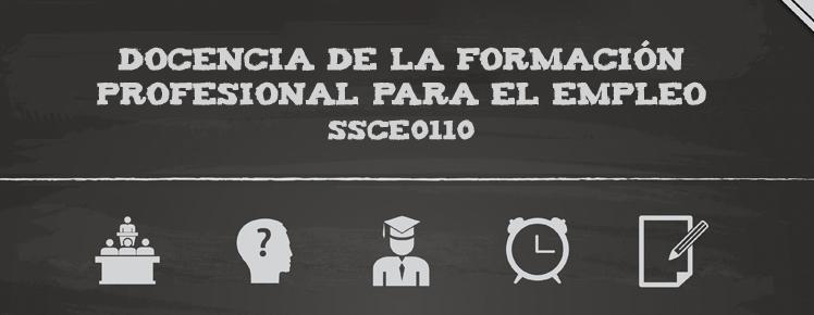 Docencia en la Formación Profesional Para el Empleo